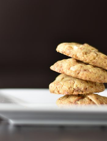 This healthier version of Nankhatai or Eggless Almond Spice Cookies substitutes half the all-purpose flour with whole wheat flour and adds almond flour, which bumps up the protein & almond flavor. The cardamom and nutmeg bring this cookie to life with a touch of spice. They make the perfect accompaniment to a cup of tea or coffee! #food #foodie #foodblogger #delicious #recipe #instantpot #recipes #easyrecipe #cuisine #30minutemeal #instagood #foodphotography #tasty #indian
