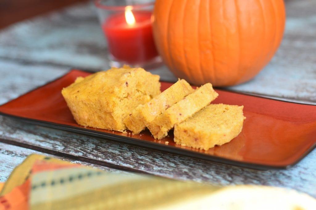 Pumpkin Cornbread in Instant Pot