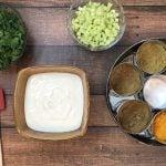 Cucumber Yoghurt Dip / Cucumber Raita