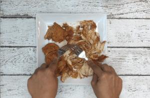 Pulled Chicken Fajita tacos Instant Pot