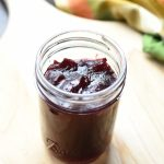 Cranberry Sauce Instant Pot by Spice Cravings. Cranberry sauce is a jam like relish made by cooking cranberries with sugar. A popular accompaniment served with Turkey at Thanksgiving & Christmas dinner. #food #foodie #foodblogger #delicious #recipe #instantpot #recipes #easyrecipe #cuisine #30minutemeal #instagood #foodphotography #tasty