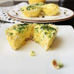 Instant Pot Egg Bites or Frittata Muffins by Spice Cravings. Instant Pot Egg Bites or Frittata Muffins are a bite of comfort early in the morning! They are warm, fluffy, flavorful and nutritious eggs bites that are shaped like muffins. 5 minutes of prep, 5 minutes of cooking. Cooking these is a 1-2-3 process! #food #foodie #foodblogger #delicious #recipe #instantpot #recipes #easyrecipe #cuisine #30minutemeal #instagood #foodphotography #tasty