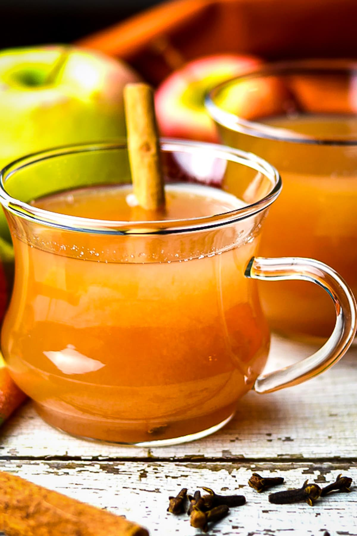 Instant Pot Spiced Apple Cider Recipe