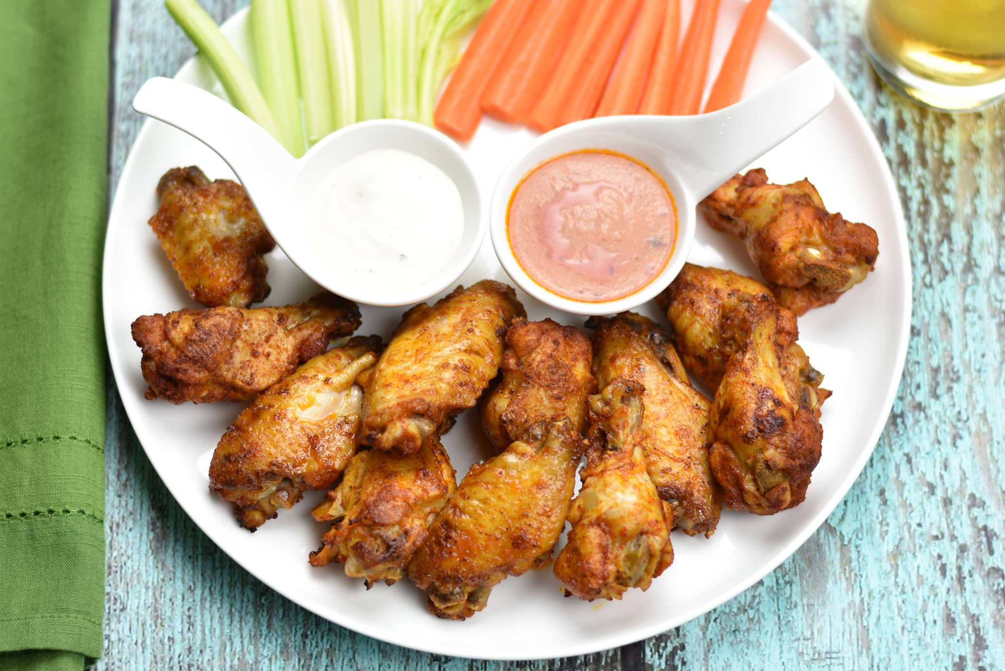 Buffalo Chicken Wings Instant Pot Vs Oven Baked Spice Cravings