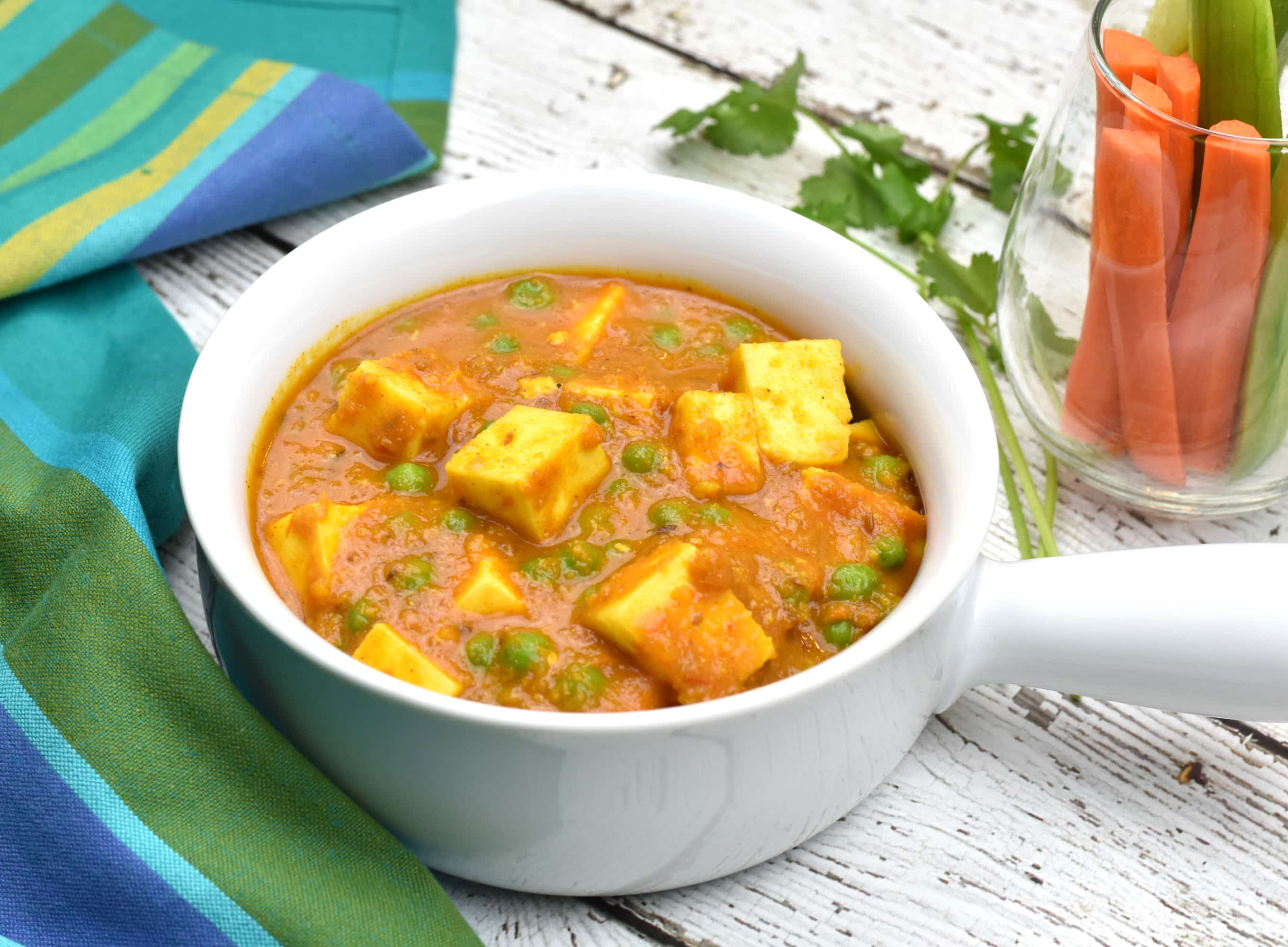 Easy Indian Curry Recipe