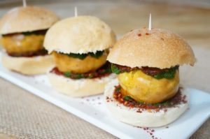 Air-Fryer-Potato-Sliders-Best Barbecue Recipes