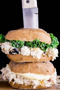 Coconut Chicken Salad Sandwich-Best Barbecue Recipes