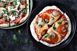 Grilled-Pizza-with-15-Minute-Dough-Best Barbecue Recipes