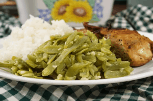 Easy Instant Pot Green Beans