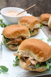 KIPPER RECIPE: SMOKED FISH SLIDERS-Best Barbecue Recipes