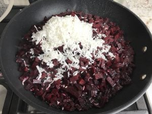 Beet Coconut Stir-Fry (Beetroot Thoran) Recipe by Spice Cravings, #food #foodie #foodblogger #delicious #recipe #instantpot #recipes #easyrecipe #cuisine #30minutemeal #instagood #foodphotography #tasty #indian #coconut
