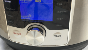 Instant Pot ULTRA 6 Quart Review by Spice Cravings