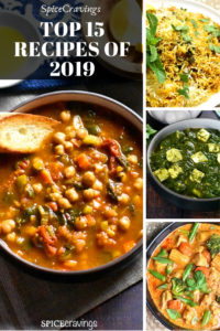 A collection of Top 15 Instant Pot Recipes on 2019 by Spice Cravings