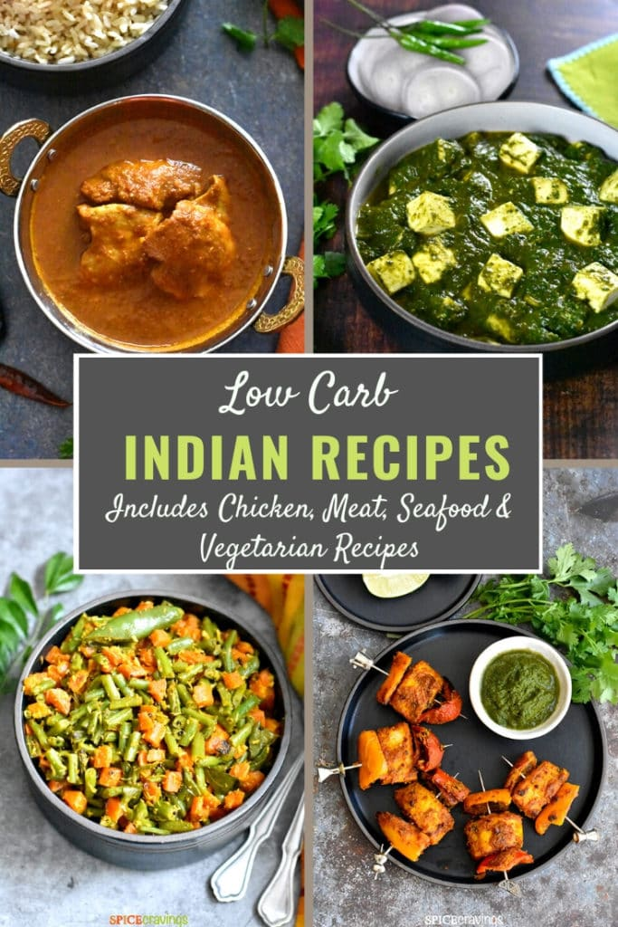 25 Best Low Carb Indian Food Recipes Spice Cravings