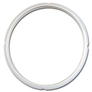 clear silicone sealing ring