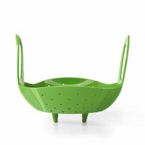 silicone steamer basket