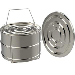 stackable pans