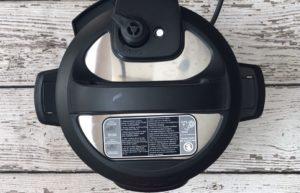sealed instant pot
