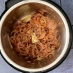fried onions in instant pot