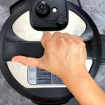 Putting the lid on an Instant Pot