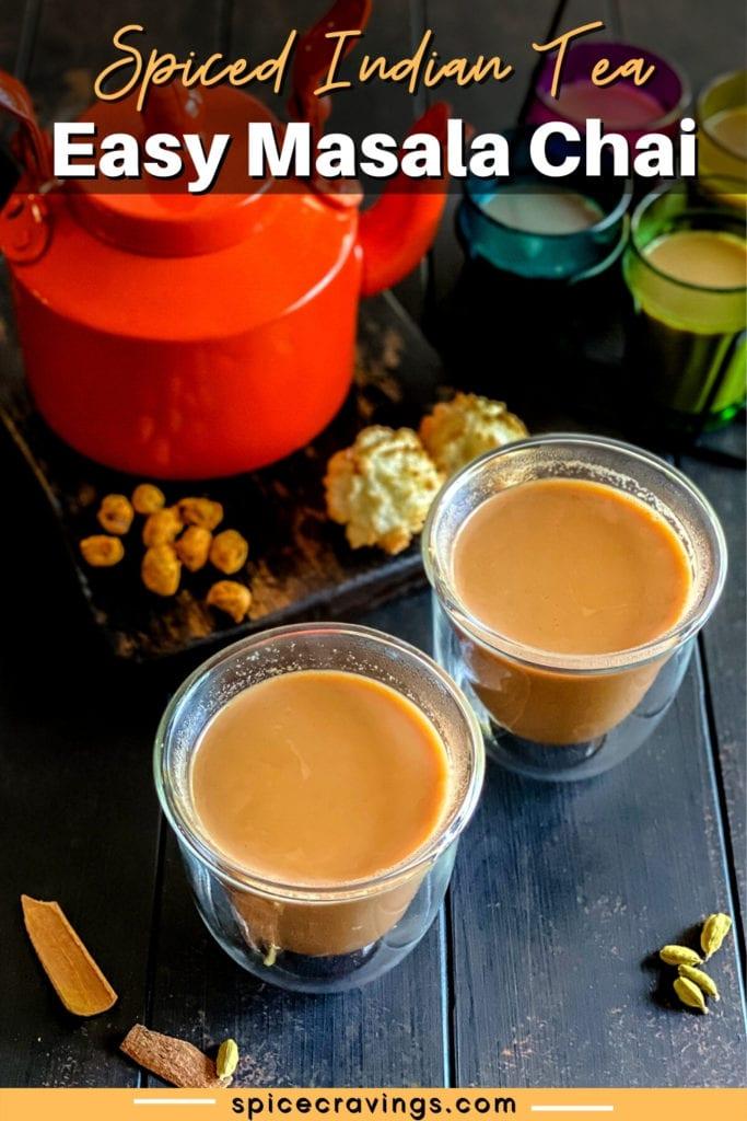 masala chai pin image